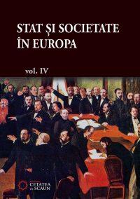 Stat și Societate în Europa, vol. IV