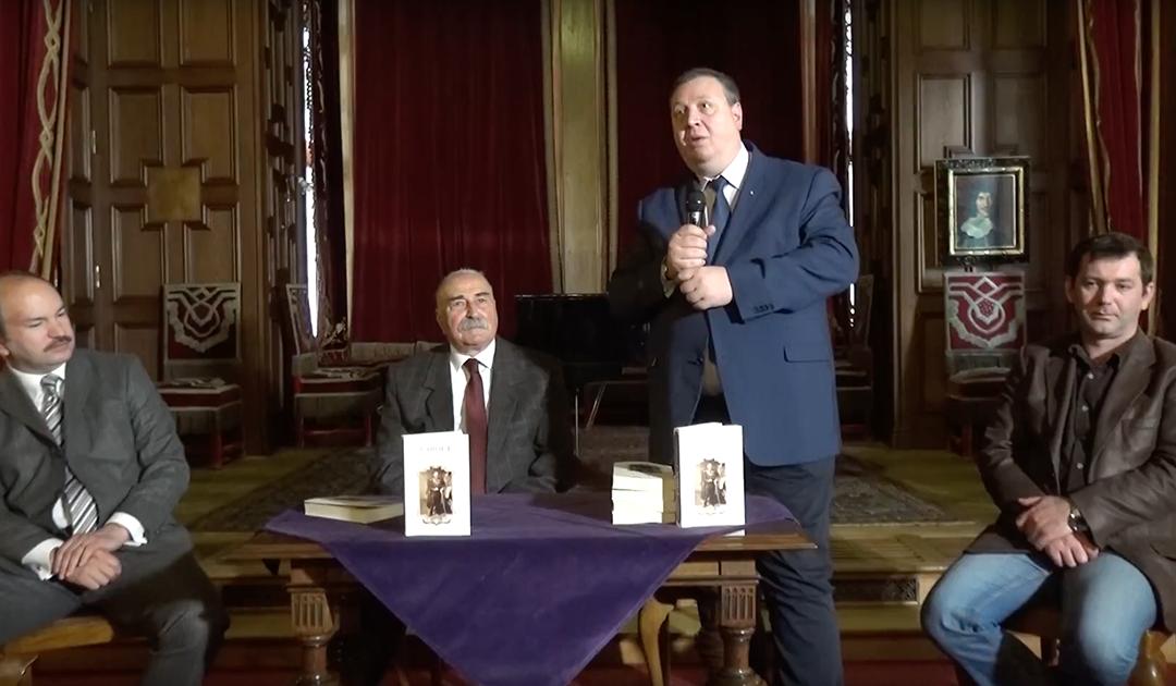 "Lansare volum ""Carol I al României. Un monarh devotat"""