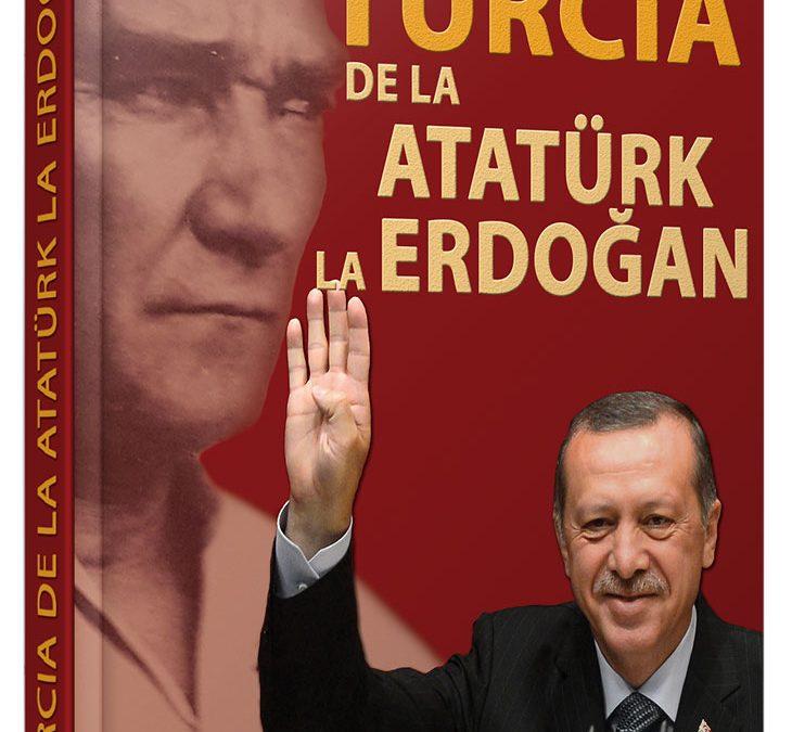 """Lansarea volumului """"Turcia de la Atatürk la Erdoğan"""", autor Ionuț Cojocaru"""