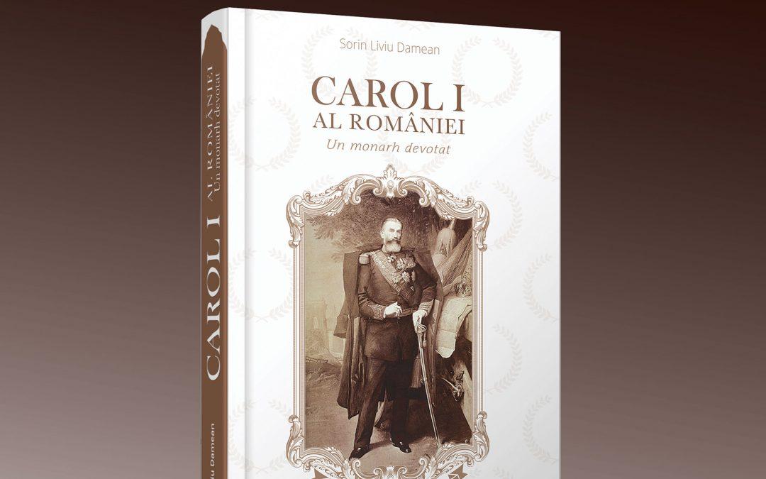 """Târgoviște: lansarea cărții """"Carol I al României un monarh devotat"""""""
