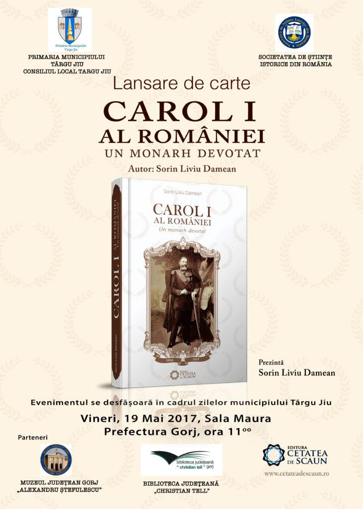Afis Carol I - Targu Jiu copy